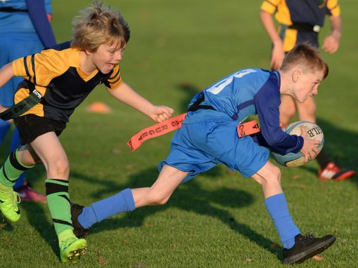 Tag Rugby – 2017